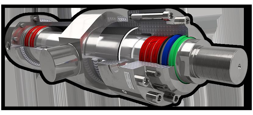 Hydraulikzylinder Normzylinder