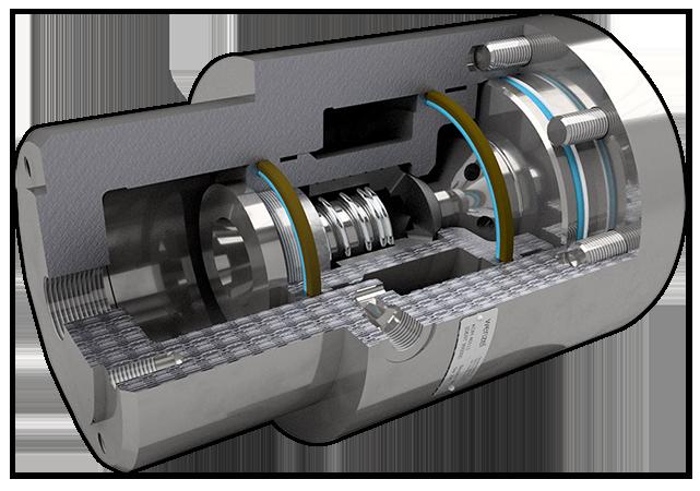 Druckübersetzer für Aluminiumdruckguss