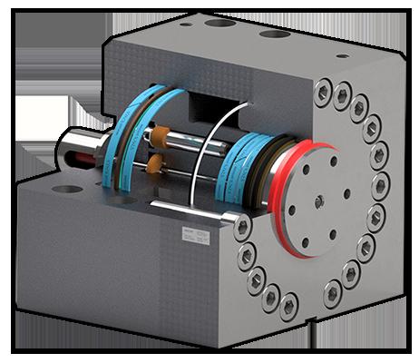Hydraulikzylinder für Stahl- und Walzwerk