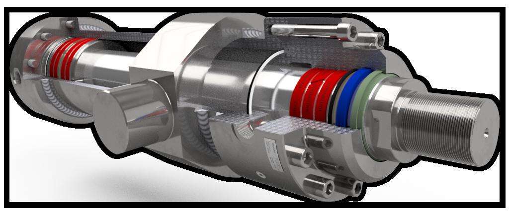 Norm-Hydraulikzylinder